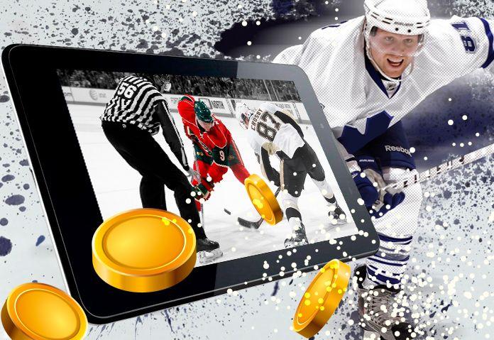 Как сделать ставку на хоккей, виды ставок - Newsofgambling.com